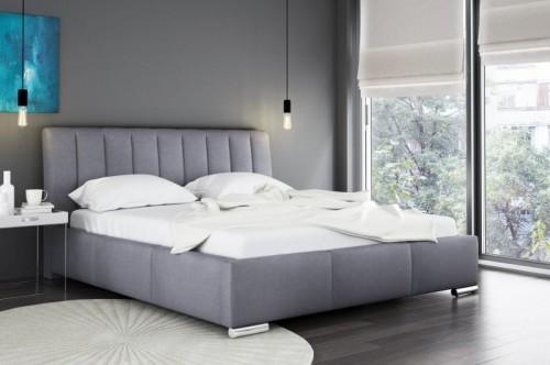 łóżko Tapicerowane Milano 160x200